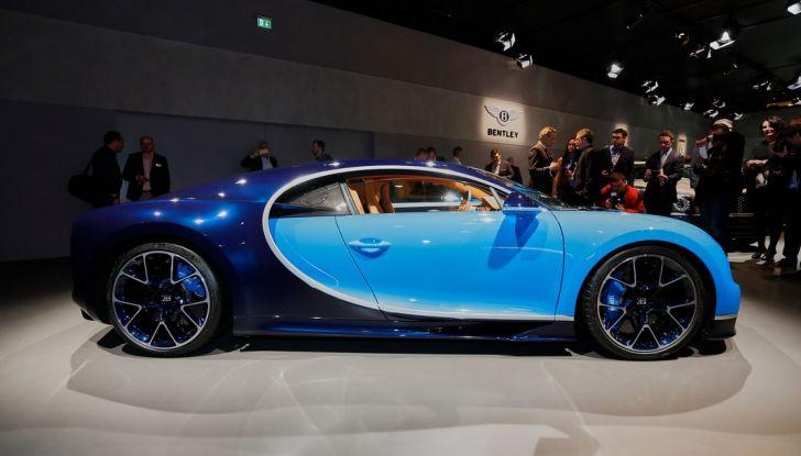 Bugatti Chiron - Foto 1 di 23