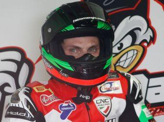 Superbike World Championship: Fabio Menghi operato all'anca Con successo