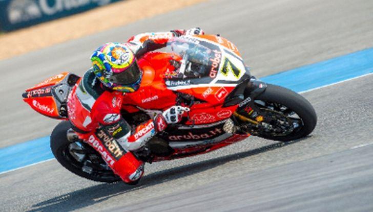 Superbike GP Thailandia: anche in Gara 2 domina una Kawasaki ma è quella di Tom Sykes - Foto 10 di 11