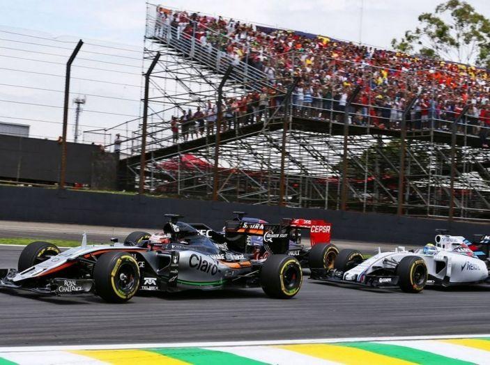 Classifica Costruttori F1 2016 - Foto 9 di 17