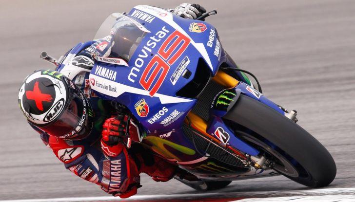 MotoGP 2016, Barcellona: Marquez primo nelle qualifiche, Rossi quinto - Foto 4 di 16