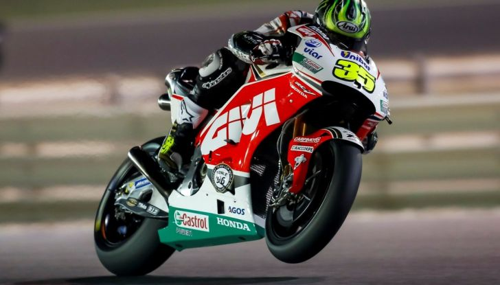MotoGP 2016, Barcellona: Marquez primo nelle qualifiche, Rossi quinto - Foto 11 di 16