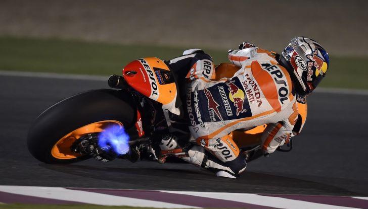 MotoGP 2016, Barcellona: Marquez primo nelle qualifiche, Rossi quinto - Foto 14 di 16