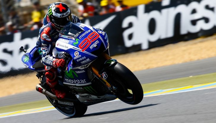 MotoGP 2016, Barcellona: Marquez primo nelle qualifiche, Rossi quinto - Foto 5 di 16