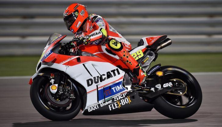 MotoGP 2016, Barcellona: Marquez primo nelle qualifiche, Rossi quinto - Foto 7 di 16
