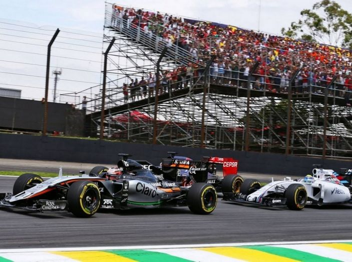 Classifica Piloti F1 2016 - Foto 2 di 17