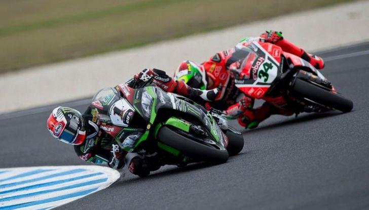 World Superbike: ad Aragón Pirelli presenta il nuovo diablo rosso III - Foto 6 di 8