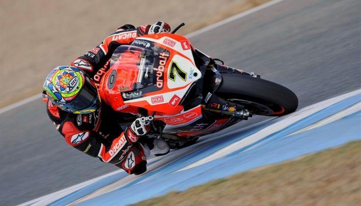 World Superbike: ad Aragón Pirelli presenta il nuovo diablo rosso III - Foto 7 di 8