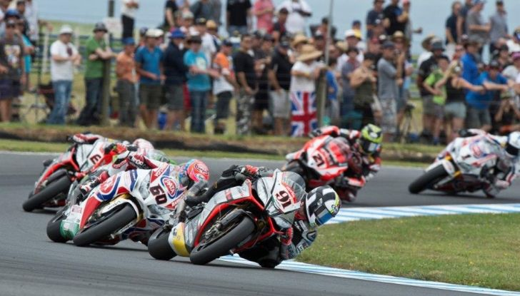 World Superbike: ad Aragón Pirelli presenta il nuovo diablo rosso III - Foto 5 di 8