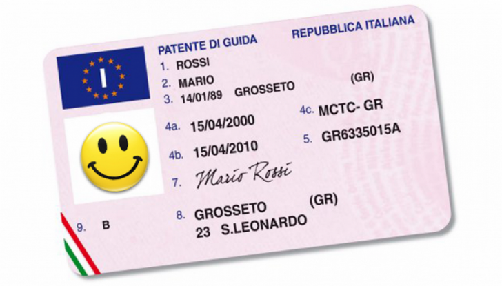 La patente di guida italiana è fuori norma per l'Unione Europea - Foto 11 di 11
