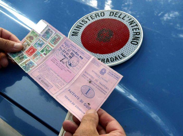 Archivio nazionale online della patente auto - Foto 4 di 11