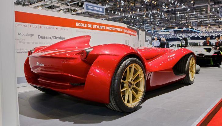 Le Concept Car più innovative al Salone di Ginevra 2016 - Foto 4 di 51
