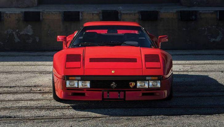 Ferrari 288 GTO: asta da 2,5 milioni di dollari - Foto 2 di 10