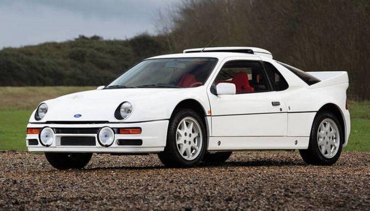 Ferrari 288 GTO: asta da 2,5 milioni di dollari - Foto 3 di 10