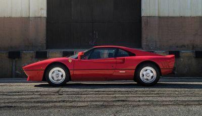 Ferrari 288 GTO: asta da 2,5 milioni di dollari