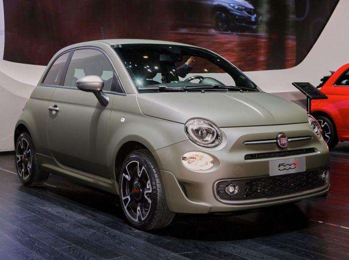 Nuova Fiat 500S, l'ultima nata della gamma 500