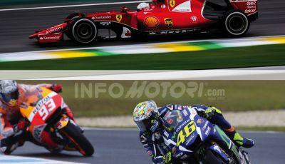 Formula 1 e MotoGP, calendari mai così ricchi