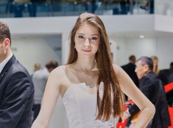 Le ragazze più belle del Salone di Ginevra 2016