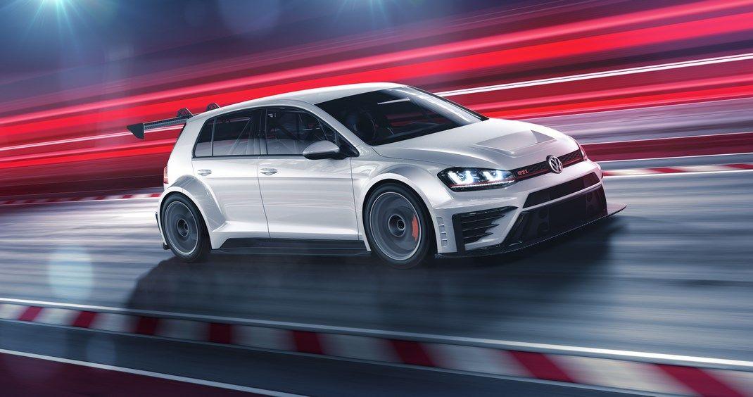 Volkswagen Golf GTI TCR: pronta a scendere in pista
