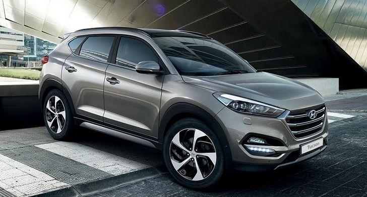 Hyundai Tucson con nuovo motore 1.7 CRDi e cambio 7DCT - Foto 8 di 10