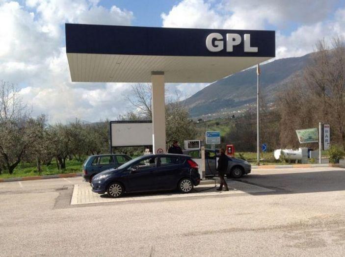 La Rete di Distributori GPL in Italia nel 2017 - Foto 6 di 8