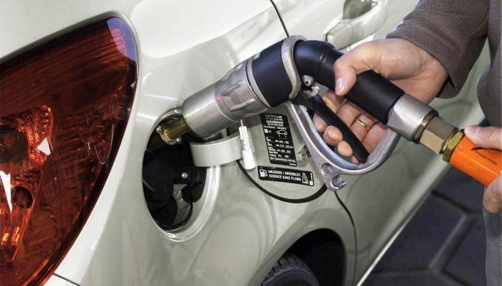 Tutti i vantaggi dell'auto a metano nel 2019 - Foto 13 di 24