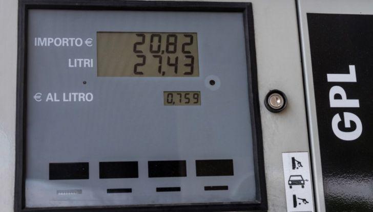 Incentivi GPL e metano, nuovi contributi per le auto Euro 2 e 3 - Foto 8 di 8