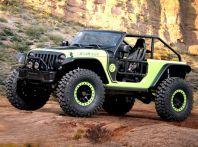 Jeep Moab Safari 50ma edizione