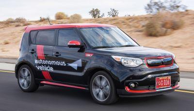 """Kia """"Drive Wise"""" per lo sviluppo della guida autonoma"""