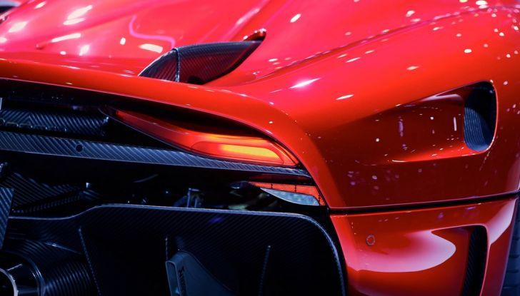 Koenigsegg Regera, sportiva estrema da 1.500 cavalli - Foto 12 di 24