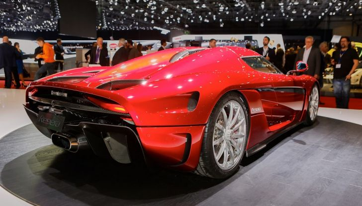 Koenigsegg Regera, sportiva estrema da 1.500 cavalli - Foto 13 di 24