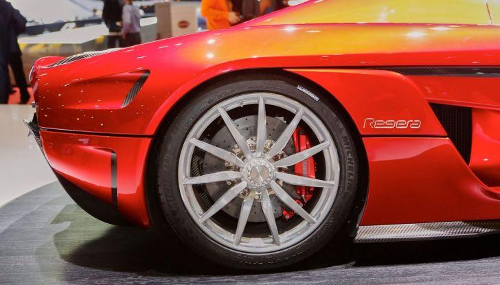 Koenigsegg Regera, sportiva estrema da 1.500 cavalli - Foto 15 di 24