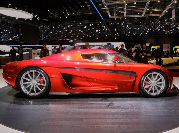 Koenigsegg Regera, sportiva estrema da 1.500 cavalli