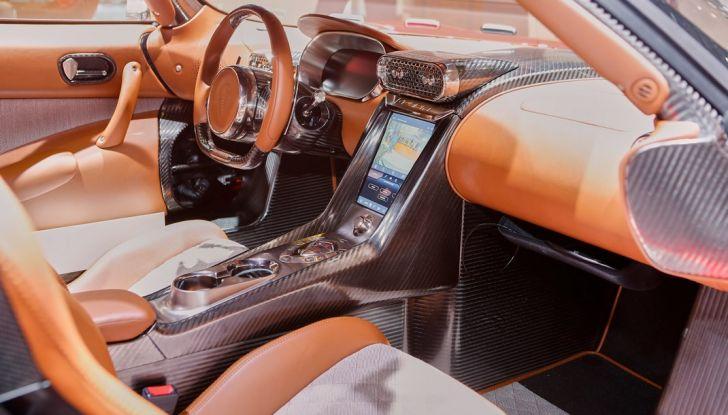 Koenigsegg Regera, sportiva estrema da 1.500 cavalli - Foto 20 di 24