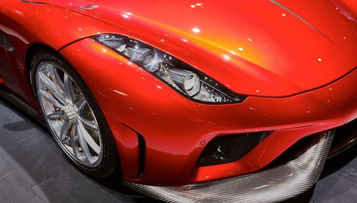 Koenigsegg Regera, sportiva estrema da 1.500 cavalli - Foto 19 di 24
