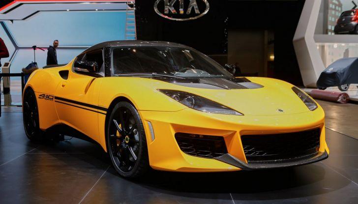 Lotus Evora Sport 410 - Foto 1 di 3