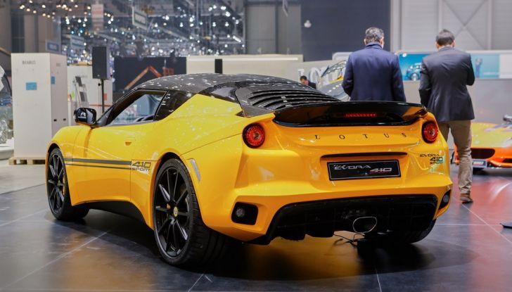 Lotus Evora Sport 410 - Foto 3 di 3