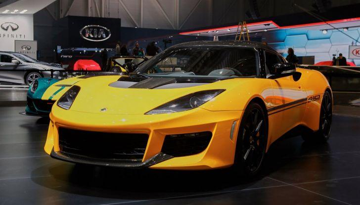 Lotus Evora Sport 410 - Foto 2 di 3