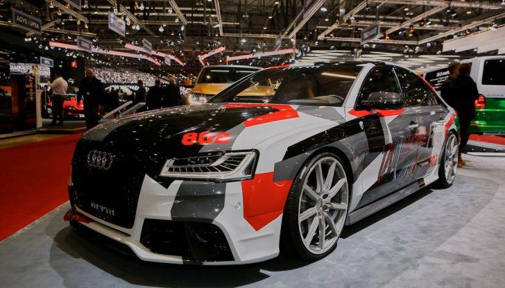 Tuning e auto elaborate al Salone di Ginevra 2016 - Foto 42 di 47