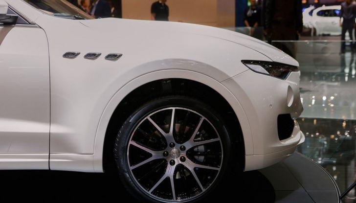 Belle e impossibili: le auto di lusso al Salone di Ginevra 2016 - Foto 50 di 51