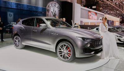 Maserati Levante, foto ufficiali del primo SUV del Tridente