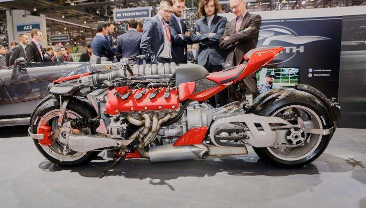Maserati moto live ginevra 2016