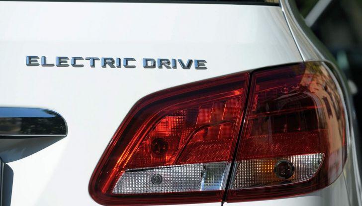Mercedes Classe B Electric Drive: a Roma e Milano sarà a noleggio - Foto 5 di 10