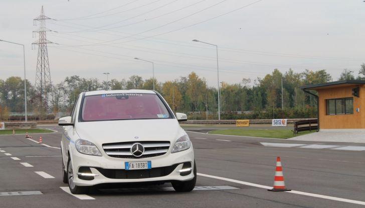 Mercedes Classe B Electric Drive: a Roma e Milano sarà a noleggio - Foto 7 di 10