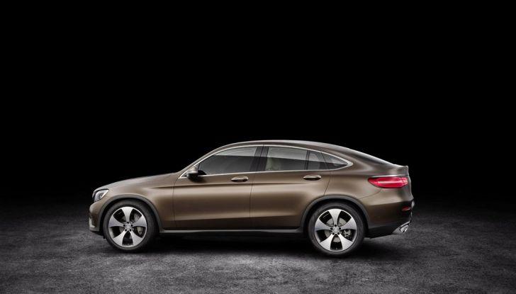 Mercedes GLC coupè debutta al salone di New York - Foto 21 di 22