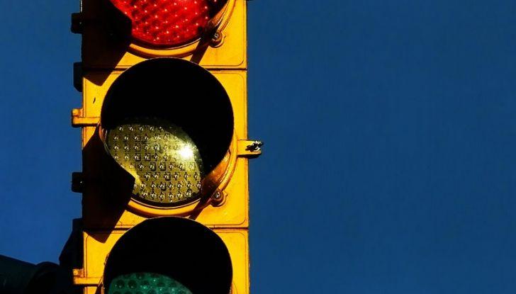 Multa non valida se il semaforo è rotto e non funziona - Foto 5 di 9
