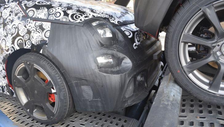 Nuova Abarth 500 dettaglio ruota