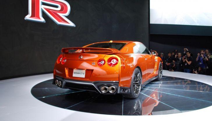 Nuova Nissan GT-R debutta al Salone di New York 2016 - Foto 2 di 10