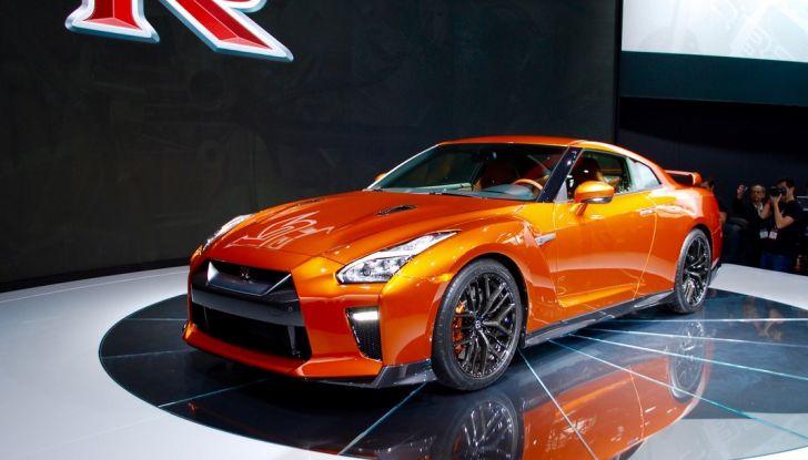 Nuova Nissan GT-R debutta al Salone di New York 2016 - Foto 5 di 10