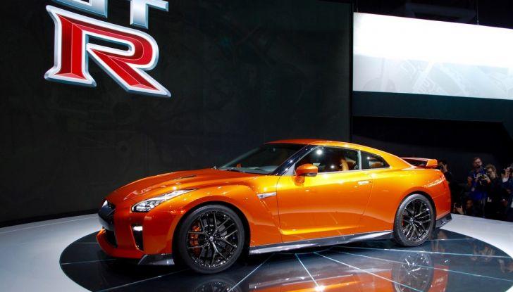 Nuova Nissan GT-R debutta al Salone di New York 2016 - Foto 6 di 10